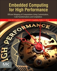 Embedded Computing for High Performance - 1st Edition - ISBN: 9780128041895, 9780128041994