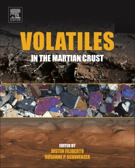 Cover image for Volatiles in the Martian Crust