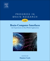 Cover image for Brain-Computer Interfaces: Lab Experiments to Real-World Applications