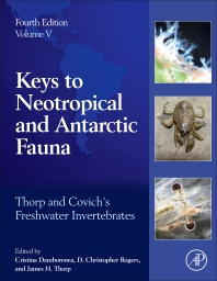 Cover image for Thorp and Covich's Freshwater Invertebrates