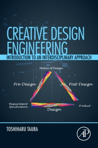 Cover image for Creative Design Engineering