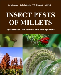 Insect Pests of Millets - 1st Edition - ISBN: 9780128042434, 9780128042854
