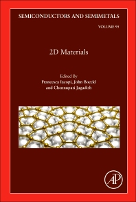 2D Materials - 1st Edition - ISBN: 9780128042724, 9780128043370