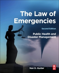 Cover image for The Law of Emergencies