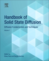Cover image for Handbook of Solid State Diffusion: Volume 1
