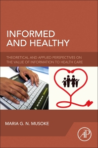 Cover image for Informed and Healthy