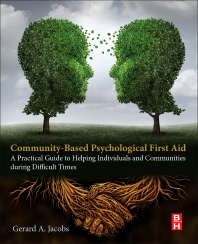 Cover image for Community-Based Psychological First Aid