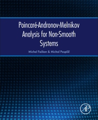 Cover image for Poincaré-Andronov-Melnikov Analysis for Non-Smooth Systems