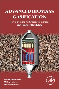 Cover image for Advanced Biomass Gasification