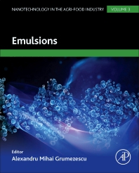 Emulsions - 1st Edition - ISBN: 9780128043066, 9780128043776