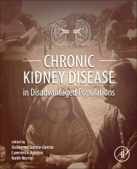 Cover image for Chronic Kidney Disease in Disadvantaged Populations