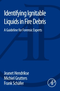 Cover image for Identifying Ignitable Liquids in Fire Debris