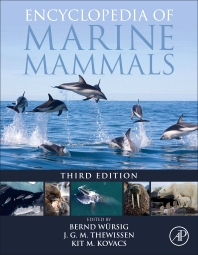 Cover image for Encyclopedia of Marine Mammals