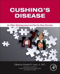 cover of Cushing's Disease - 1st Edition