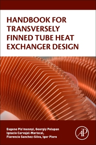 Cover image for Handbook for Transversely Finned Tube Heat Exchanger Design