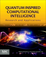 Cover image for Quantum Inspired Computational Intelligence