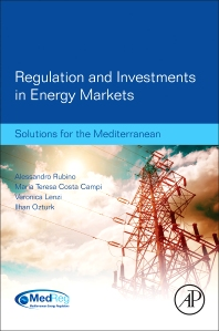 Cover image for Regulation and Investments in Energy Markets