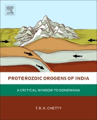 Cover image for Proterozoic Orogens of India