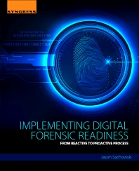 Cover image for Implementing Digital Forensic Readiness
