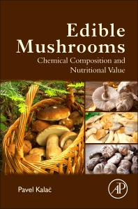 Cover image for Edible Mushrooms