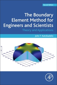 Cover image for The Boundary Element Method for Engineers and Scientists