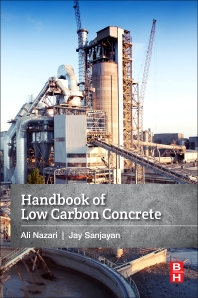 Cover image for Handbook of Low Carbon Concrete