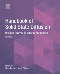 Cover image for Handbook of Solid State Diffusion: Volume 2