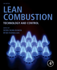 Cover image for Lean Combustion
