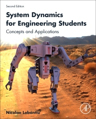 Cover image for System Dynamics for Engineering Students