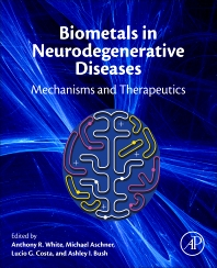Cover image for Biometals in Neurodegenerative Diseases