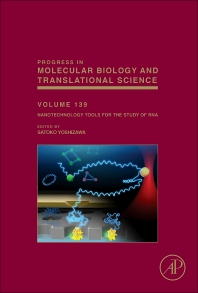 Cover image for Nanotechnology Tools for the Study of RNA