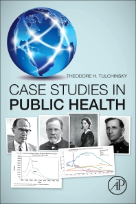 Cover image for Case Studies in Public Health