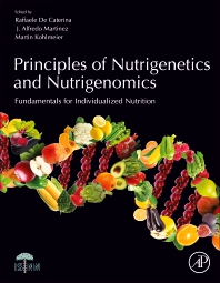 Cover image for Principles of Nutrigenetics and Nutrigenomics