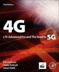 4G, LTE-Advanced Pro and The Road to 5G - 3rd Edition - ISBN: 9780128045756, 9780128046111