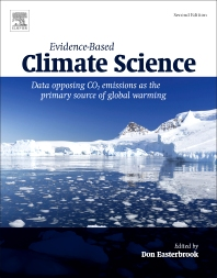Cover image for Evidence-Based Climate Science