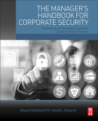 Cover image for The Manager's Handbook for Corporate Security