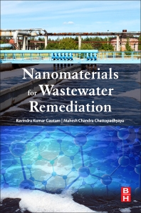 Cover image for Nanomaterials for Wastewater Remediation
