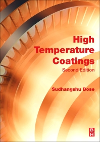 Cover image for High Temperature Coatings