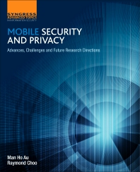 Cover image for Mobile Security and Privacy