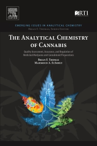 Cover image for The Analytical Chemistry of Cannabis