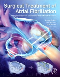 Cover image for Surgical Treatment of Atrial Fibrillation