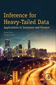 Cover image for Inference for Heavy-Tailed Data