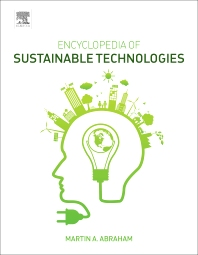 Cover image for Encyclopedia of Sustainable Technologies