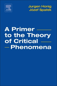 cover of A Primer to the Theory of Critical Phenomena - 1st Edition