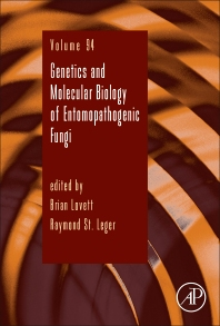 Cover image for Genetics and Molecular Biology of Entomopathogenic Fungi