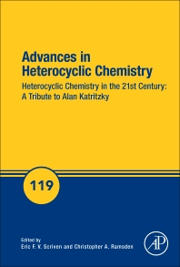 Volume 130. Advances in Heterocyclic Chemistry
