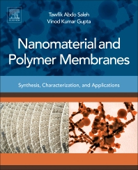 Cover image for Nanomaterial and Polymer Membranes