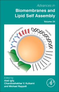 Cover image for Advances in Biomembranes and Lipid Self-Assembly