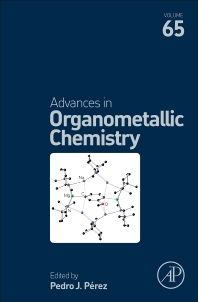 Advances in Organometallic Chemistry - 1st Edition - ISBN: 9780128047101, 9780128050767