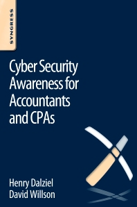 Cover image for Cyber Security Awareness for Accountants and CPAs